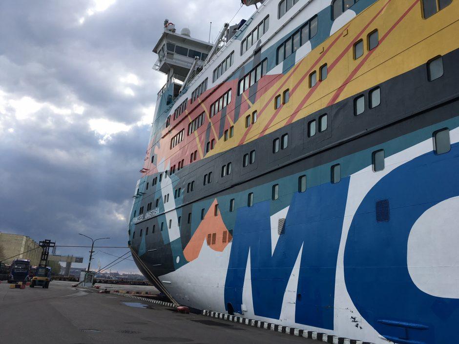Pietariin Laivalla